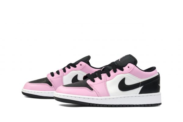Jordan 1 Low Pink