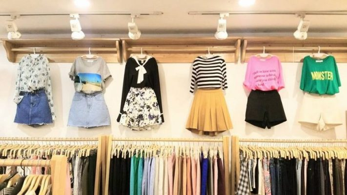 shop thời trang Hàn Quốc