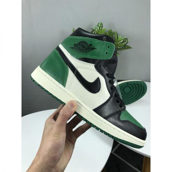 jordan 1 lucky green