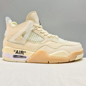 jordan 4 off white